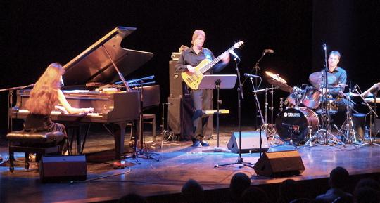 Aziza Mustafa Zadeh Trio Halle Opera Concert 2009